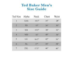 a41461e5c02e94 Ted Baker London Shirts - NWT Ted Baker London Men s Dress Shirt